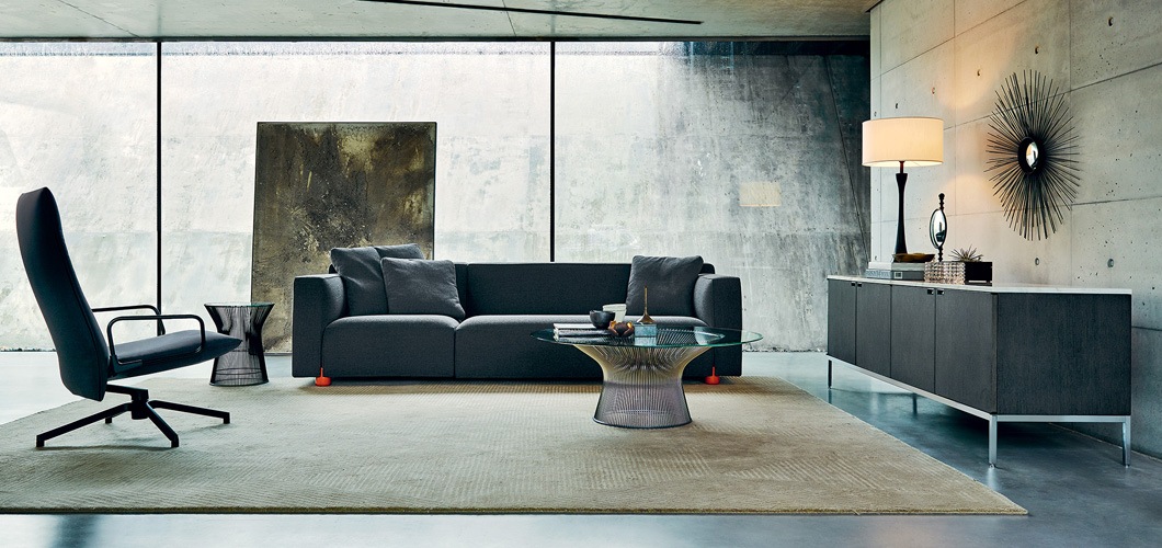 Barber Osgerby Sofa Collection Knoll