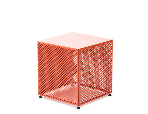rockwell unscripted metal cube