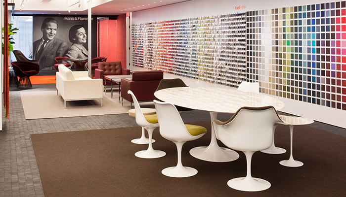 Beautiful New Knoll New York Showroom Now Open At 1330 Avenue Of The Americas |  Features | Knoll