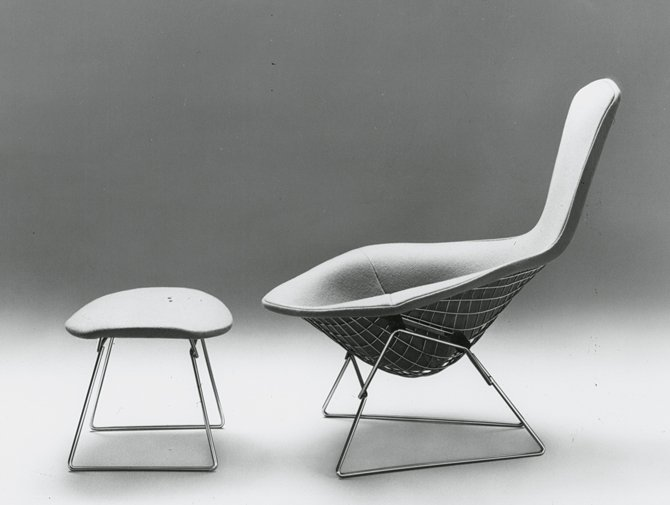Bertoia Bird Chair Knoll