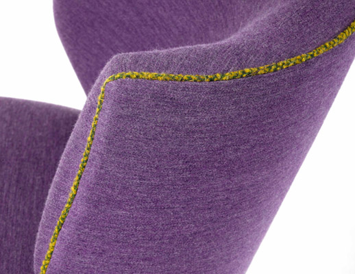 KnollTextiles The Well Suited Collection Upholstery Doyenne Chic