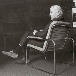 Knoll Designer Marcel Breuer