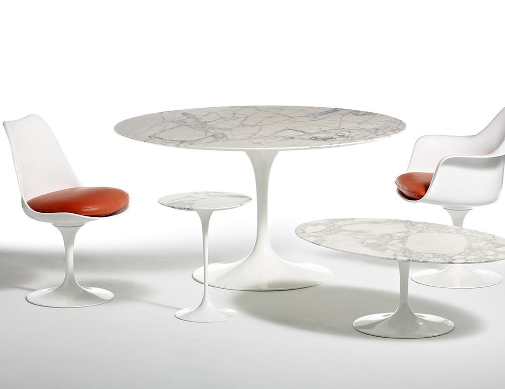 Famoso Saarinen Table - Round | Knoll JM34