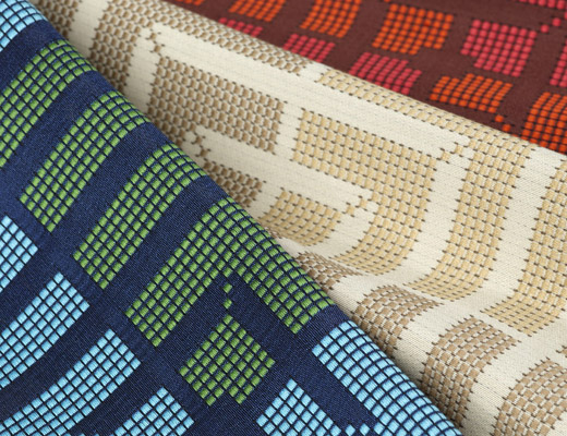 KnollTextiles Marquee upholstery by Dorothy Cosonas