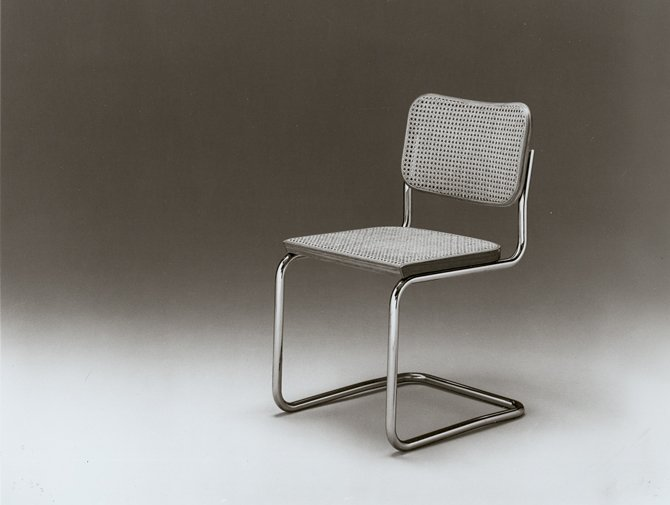 cesca chair with arms