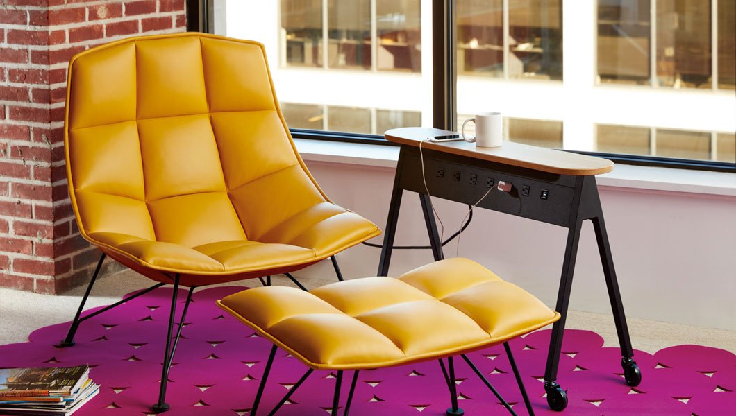 Knoll Shared Spaces Refuge Jehs + Laub, Horsepower