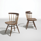 Straight Chair by George Nakashima