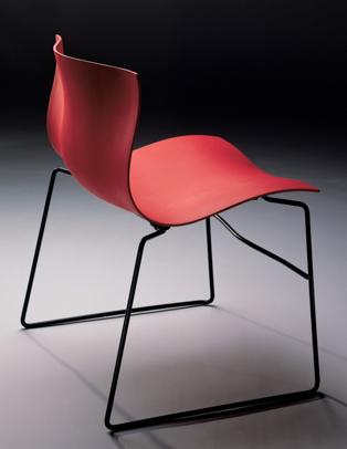 Vignelli Handkerchief Chair