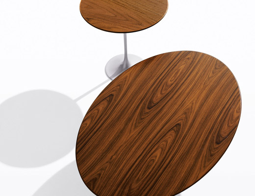 Saarinen Tulip End Tables