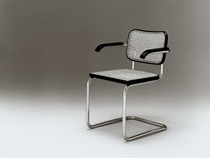 Cesca Chair with Arms | Knoll