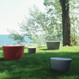 Maya Lin Stones are appropriate for indoor or outdoor use