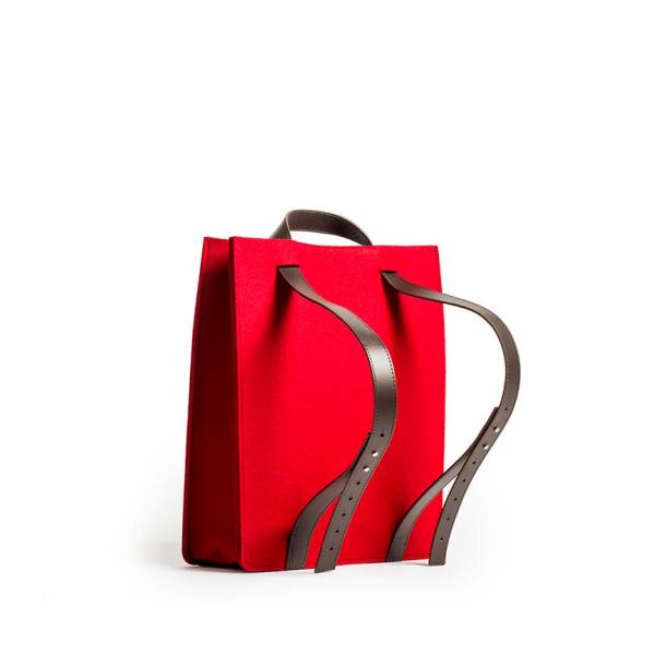 Tote Bag Anchor Backpack