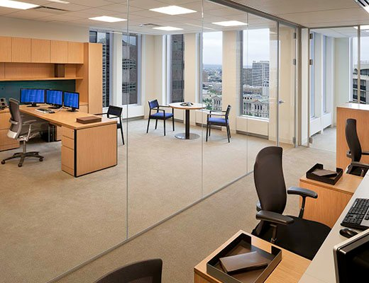 Knoll Reff Profiles Private Office