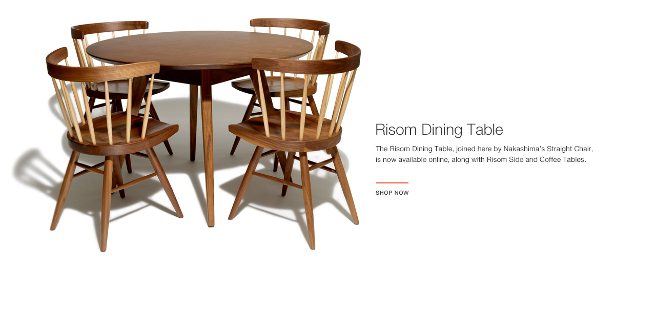 New Risom Tables Added