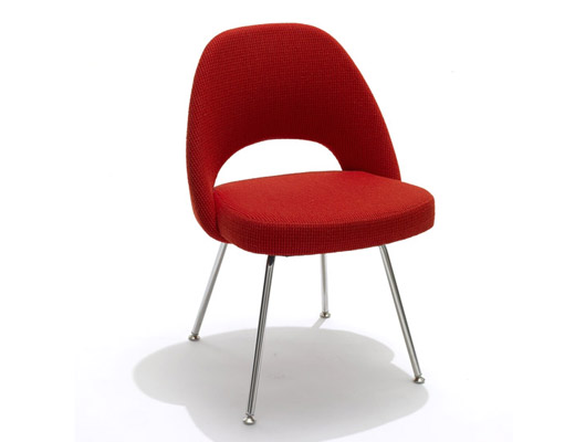 ... Knoll Saarinen Armless Executive Chair ...