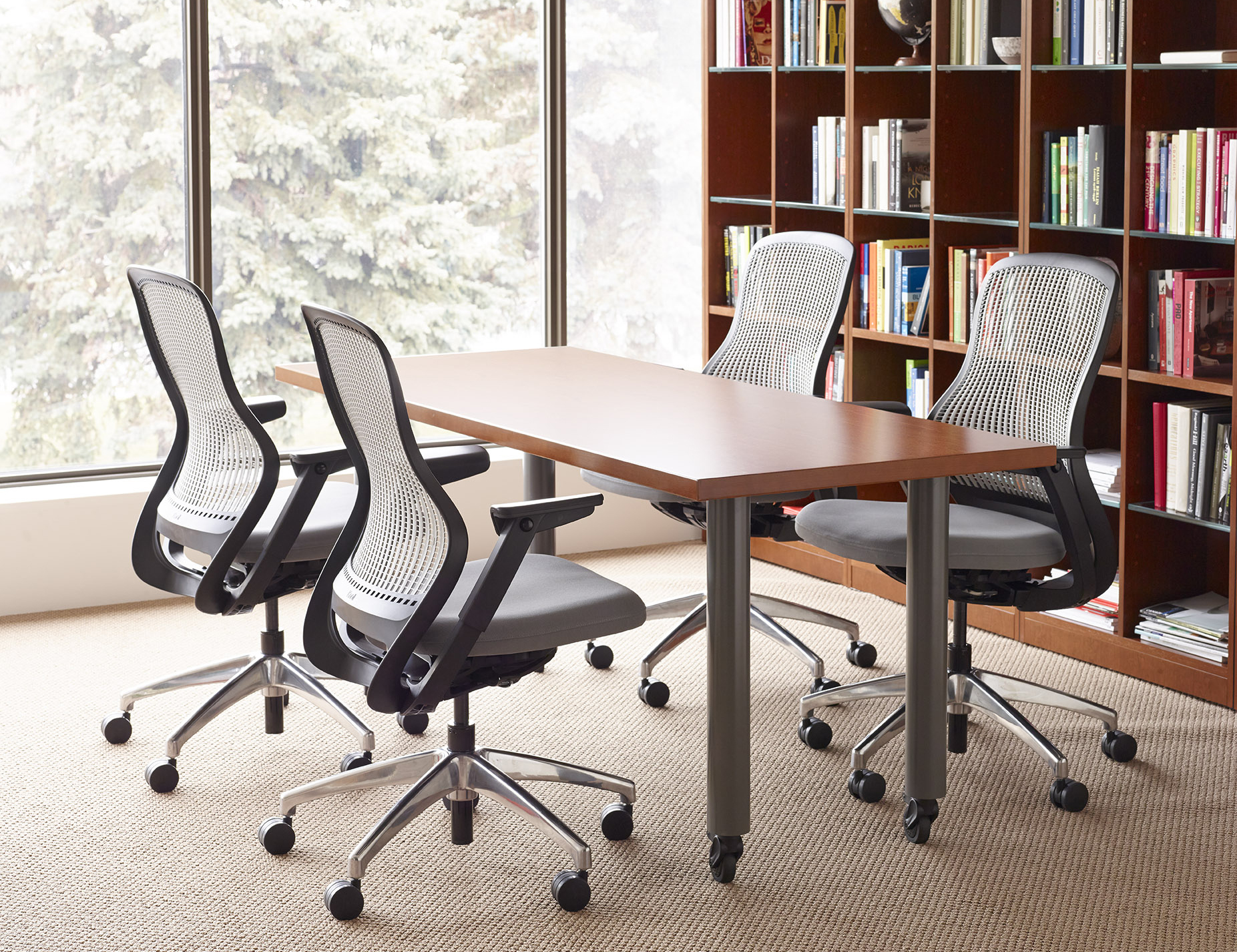 Reff Profiles Activity Space ReGeneration Chairs