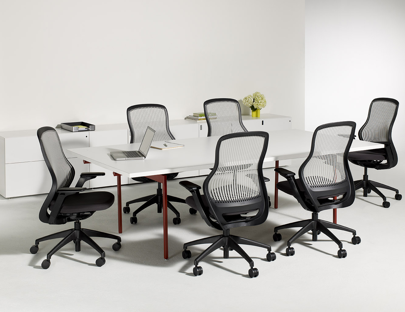 Conference Room Antenna Table ReGeneration Chairs Storage Meeting Table