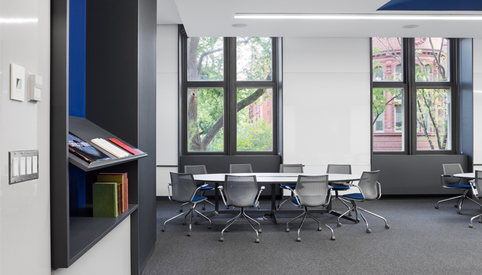 Upenn Forman Active Learning Classroom Workplace Research