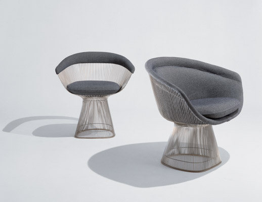 Peachy Platner Lounge Chair Knoll Gamerscity Chair Design For Home Gamerscityorg