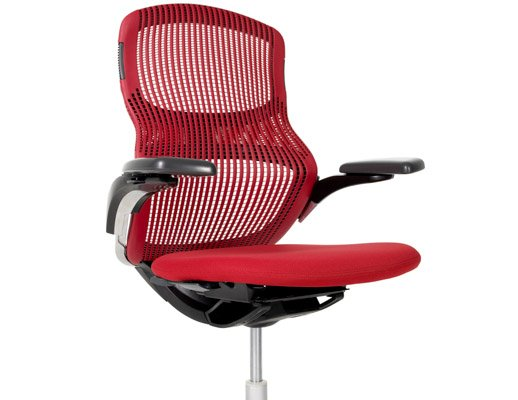 Generation by Knoll in Firecracker Red