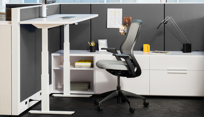 Tone Height Adjustable Tables Knoll