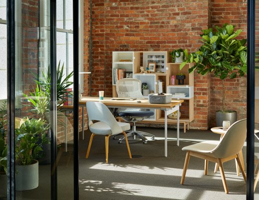 antenna workspaces desk generation task chair risom side table saarinen executive plastic back wood legs muuto fiber lounge chair with wood base stacked storage system restore tray leaf lamp private office welcoming community essentials