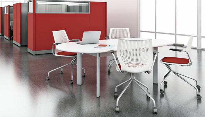 MultiGeneration by Knoll® Hybrid Base and D