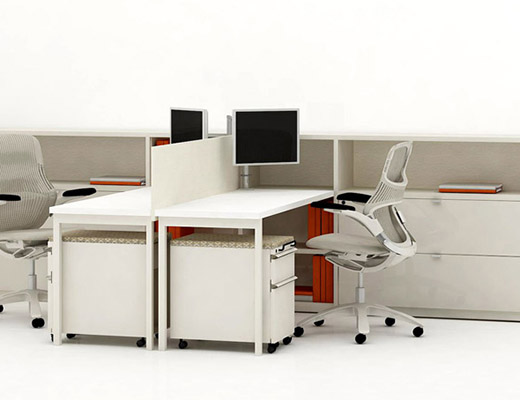 Template workstation rendering