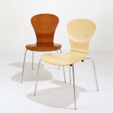 Armless Ross Lovegrove Sprite Stacking Chair