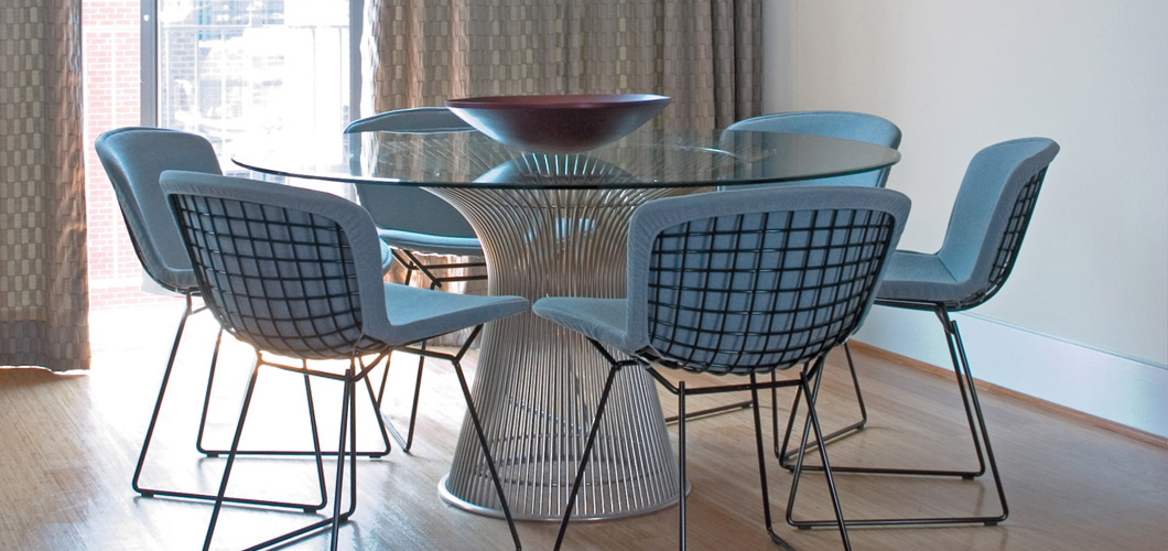 Platner Dining Table in Gold Knoll : platner dining table 2 from www.knoll.com size 1060 x 500 jpeg 186kB