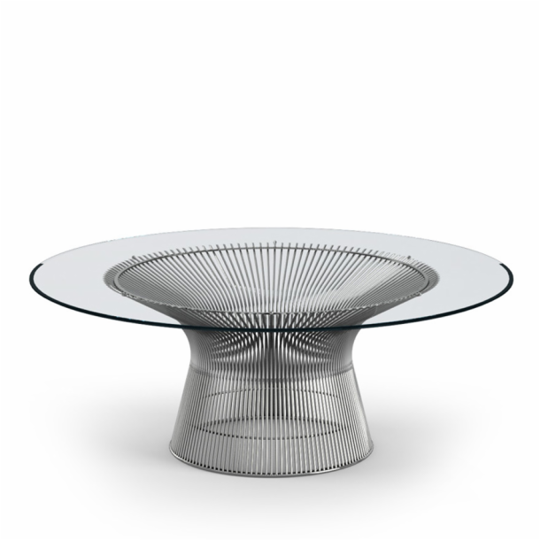 Coffee trends 2017 - Platner Coffee Table Knoll