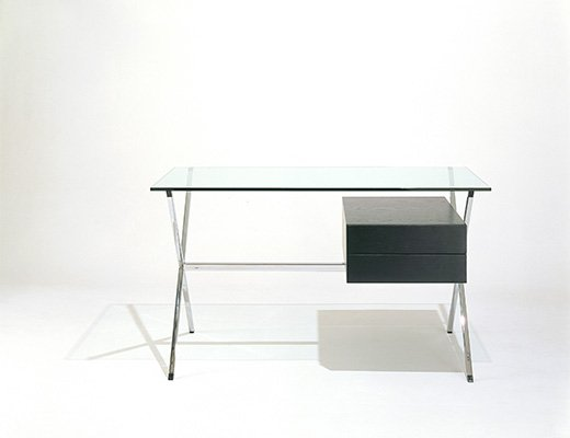 Franco Albini home office glass desk
