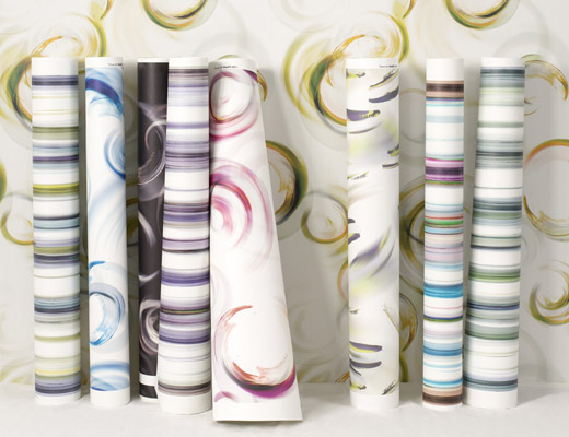 The Vivid Collection by Trove for KnollTextiles