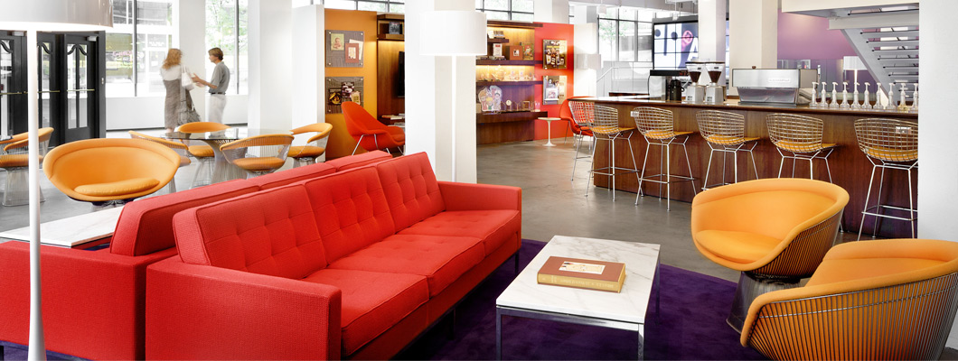 Knoll Lounge Seating