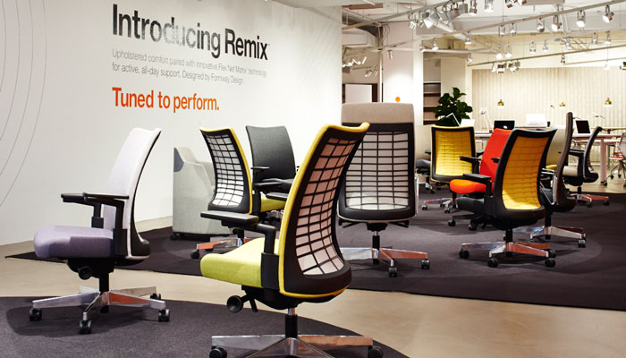 Introducing Remix™ at NeoCon 2014