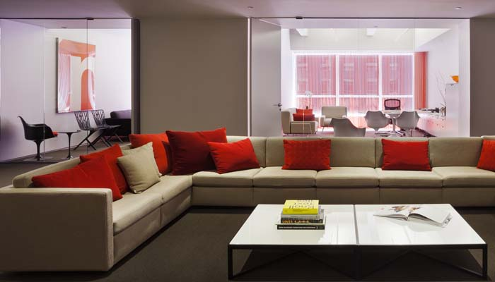 Knoll New York Office Furniture and Design Showroom