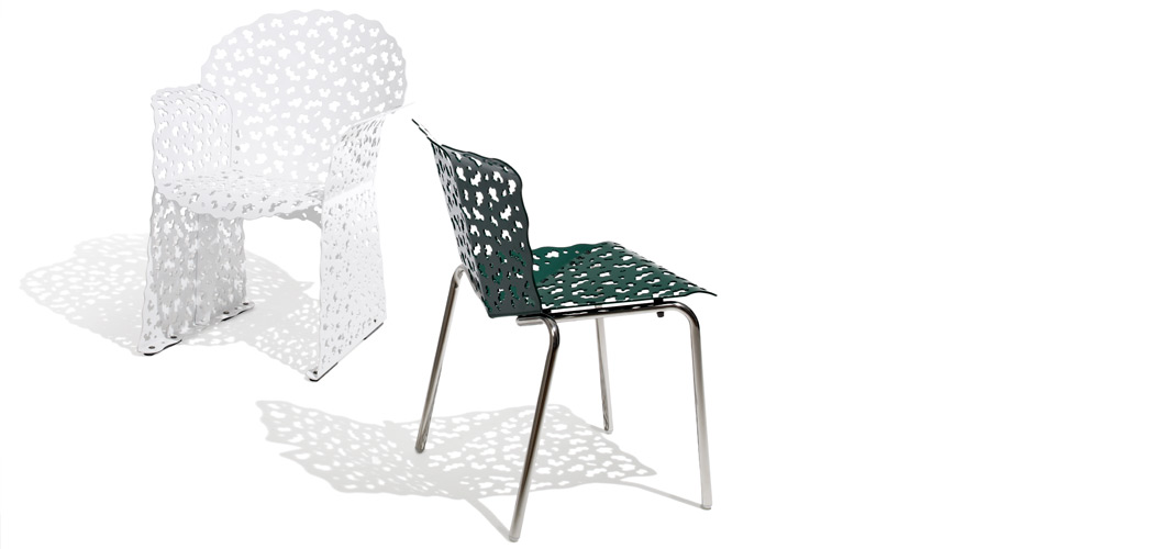 Knoll Topiary Cafe Chair by Richard Schultz