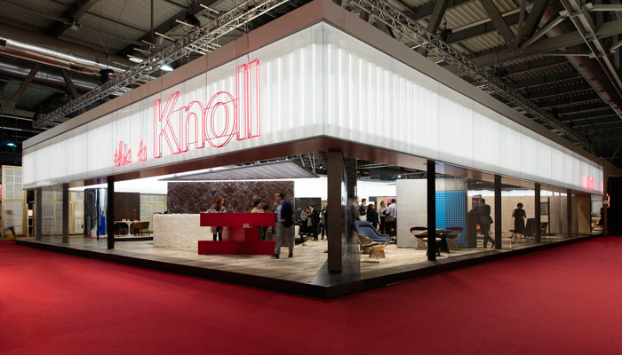 Knoll Presents New Collections And Iconic Products At The