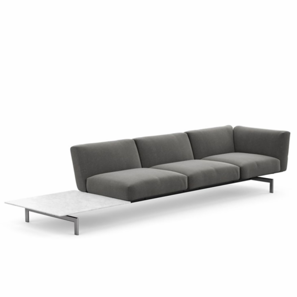 Avio Three Seat Sofa with Table