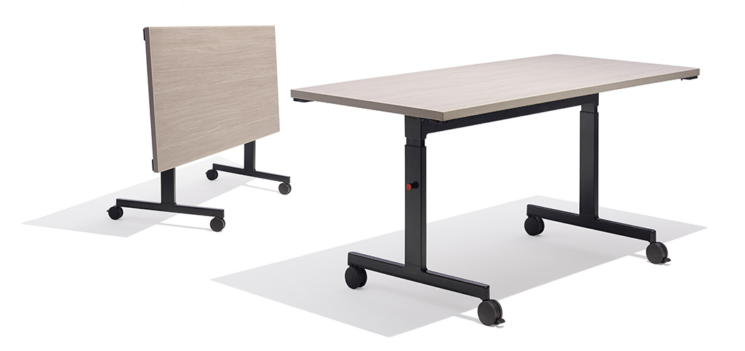 Pixel T Leg Training Tables by Knoll
