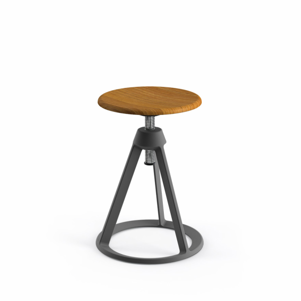 Piton™ - Adjustable Height Stool