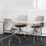 Knoll Simple Table for Meeting Spaces
