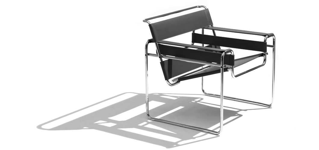 Knoll Breuer Wassily Chair by Marcel Breuer