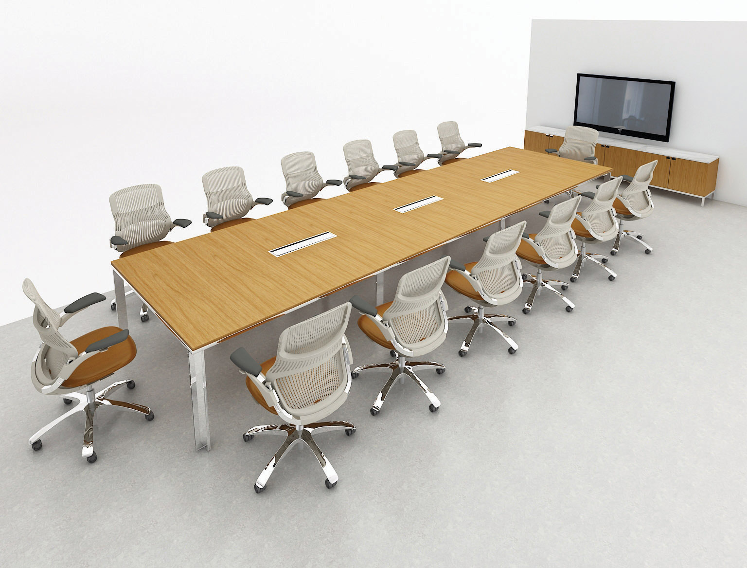 lsm conference table series knoll