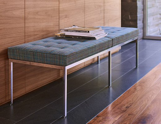 Cool Florence Knoll Bench Knoll Machost Co Dining Chair Design Ideas Machostcouk