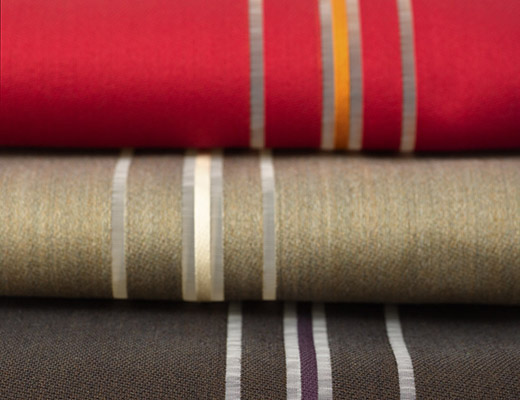 KnollTextiles Double Vision drapery