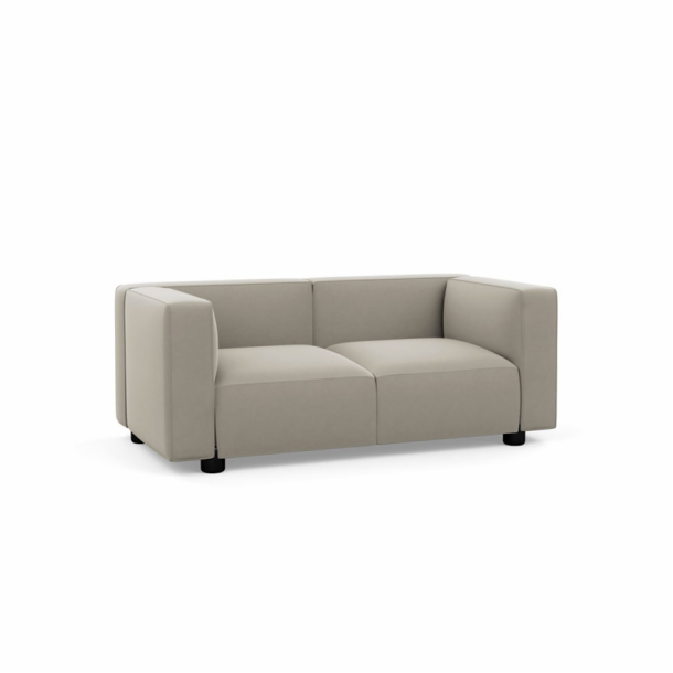 Barber Osgerby Compact Two Seater Sofa