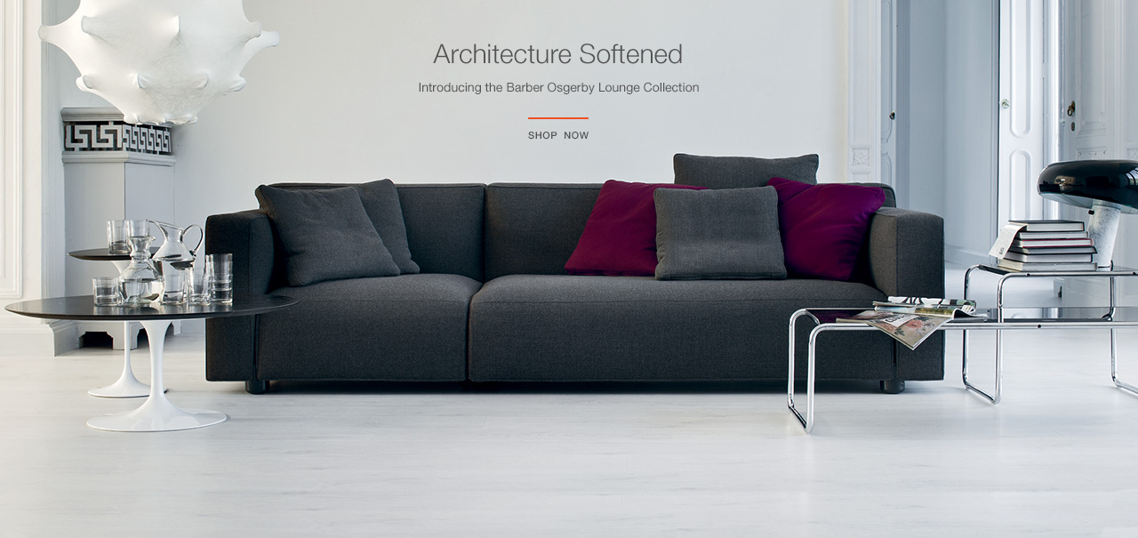 Introducing the Barber Osgerby Sofa Collection
