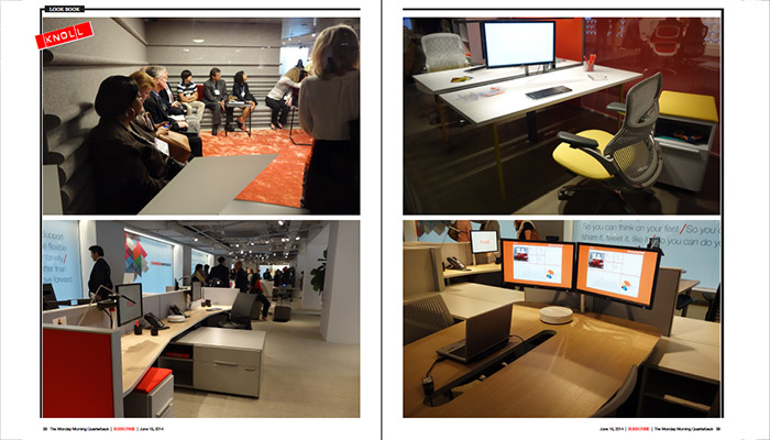 Mmqb Highlights Knoll Introudctions At Neocon 2017 Features. Monday Morning  Quarterback ...