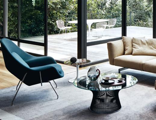 High Quality ... Saarinen Womb Chair ...
